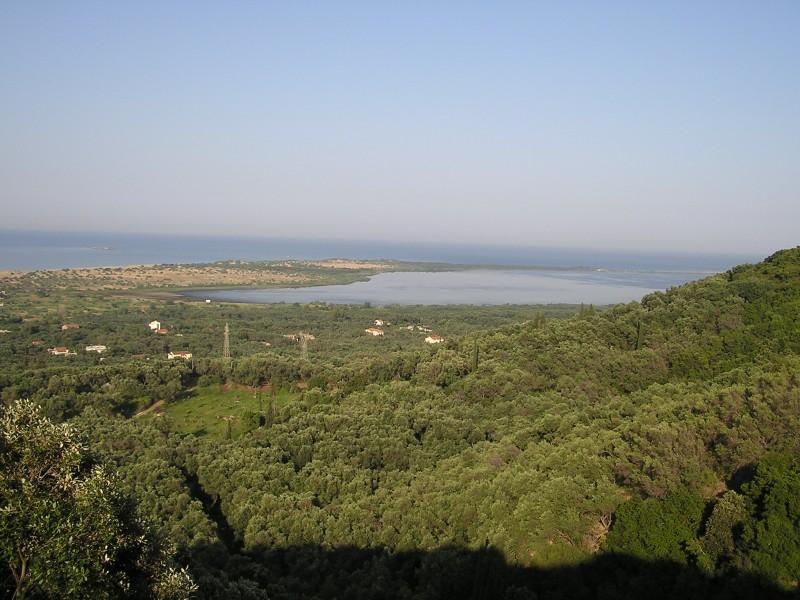 krajina Korfu - foto: M. Janoušek