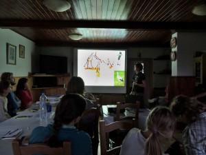 přednáška o migraci