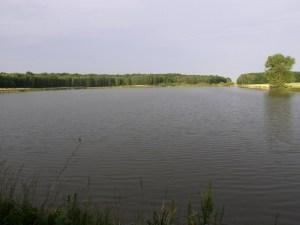 Rybník Temník. foto P. Hůlka