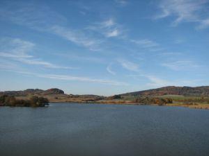 Ostruženský rybník. Foto V. Šoltys