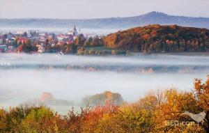 Jičínsko je krásné ve všech ročních podobách - tím spíše ve vrcholícím jaru. Foto V. Šoltys