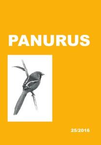 obalka 25_2016 Panurus (Page 1)